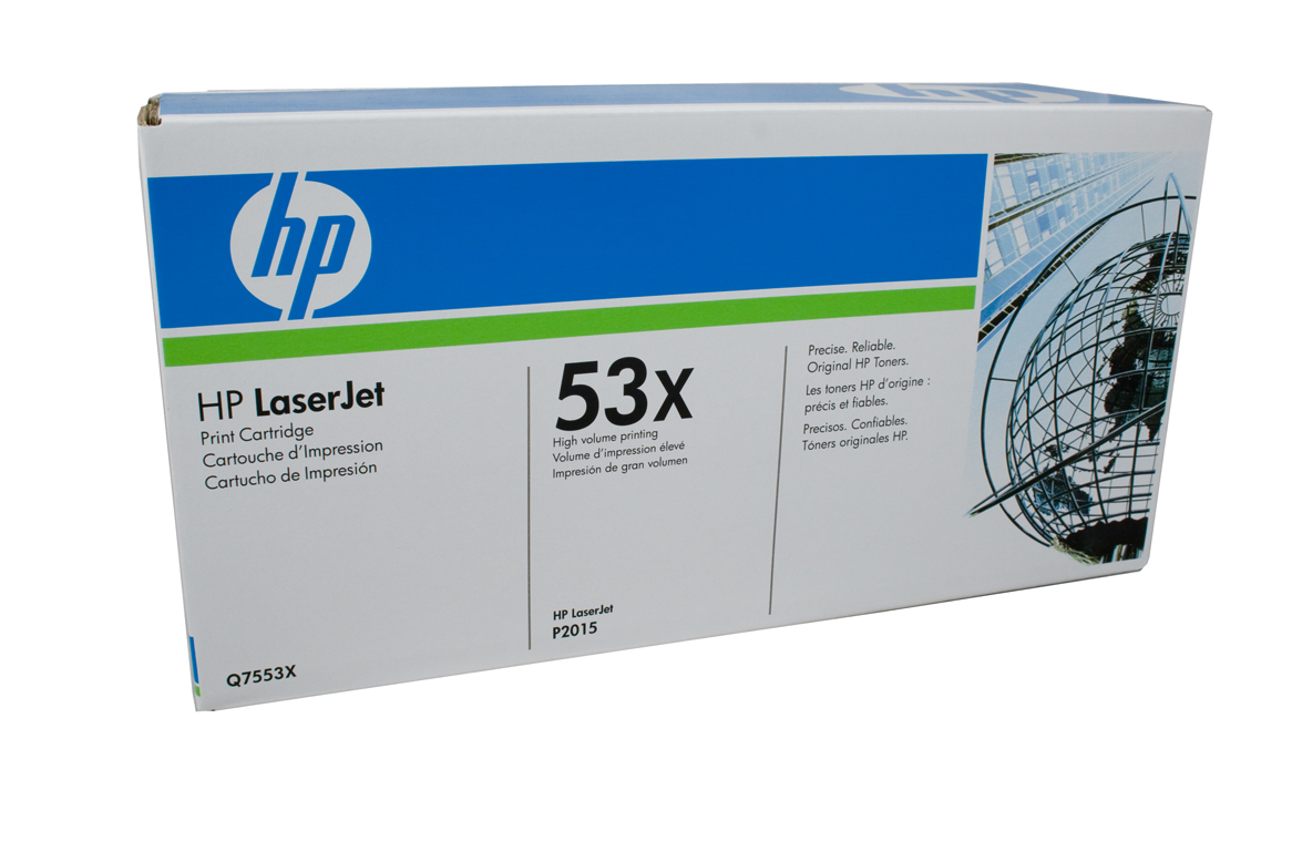 HP 53X Toner Cartridge High Capacity - 7,000 pages