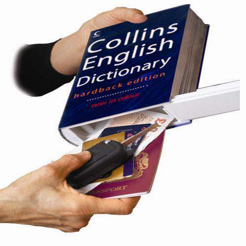 Book Safe- Collins Dictionary